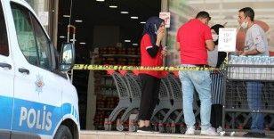 Diyarbakır'da dehşet anları: Önce marketi soydu, ardından çalışanı kaçırdı
