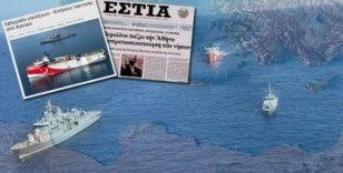 Yunanistan uslanmıyor... Alçak iddia!