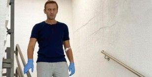Navalnıy hastaneye kaldırıldığı gün giydiği kıyafetleri talep etti