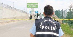 Bomba şüphesi üzerine kara yolu ulaşıma kapatıldı