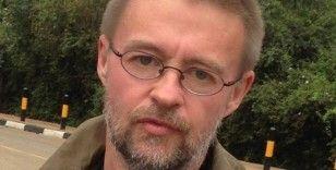 Amerikalı gazeteci Beyoğlu'nda ölü bulundu