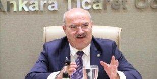 ATO Başkanı Baran: ABD ile 100 milyar dolarlık ticaret hedefi için çalışıyoruz