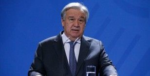BM Genel Sekreteri Guterres'ten uluslararası topluma küresel ateşkes çağrısı