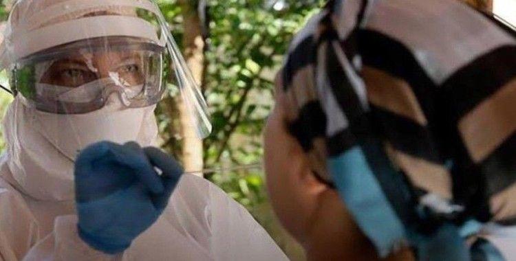 Fransa'da son 24 saatte 10 bin 8 korona virüs vakası