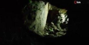 Metrelerce tünel kazarak ceza evinden kaçtı