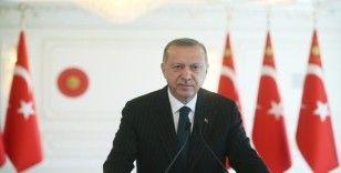 Cumhurbaşkanı Erdoğan, NATO Genel Sekreteri Stoltenberg ile görüştü