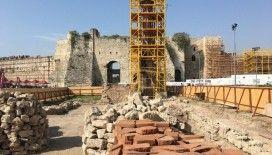 Tarihi Yedikule Hisarı restore ediliyor