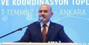 Bakan Süleyman Soylu: 'Türkiye bütün dünyaya örnek bir yeni metot oluşturdu'
