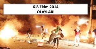 Kobani şüphelileri 'azmettirici' sıfatıyla bütün eylemlerden suçlanıyor