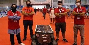 Tarımsal verimi 'güneş enerjisiyle çalışan otomasyon aracı'yla artıracaklar