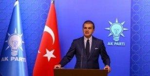 AK Parti Sözcüsü Çelik: 'Türkiye'nin Azerbaycan'la dayanışmasından CHP niye rahatsız oluyor?'
