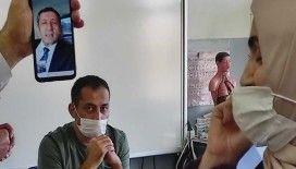 Bakan Selçuk, canlı ders işleyen öğretmenlerle görüntülü görüştü