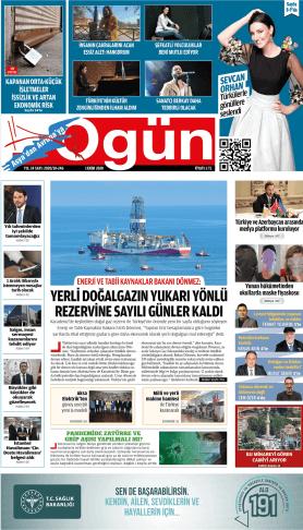 OGÜN Gazetesi Sayı:246