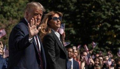 ABD Başkanı Trump ve eşi koronavirüse yakalandı