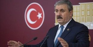 BBP Genel Başkanı Destici: 'Ermenistan sivil yerleşim yerlerine saldırıyor'