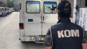 İzmir'de 15 tona yakın kaçak akaryakıt ele geçirildi