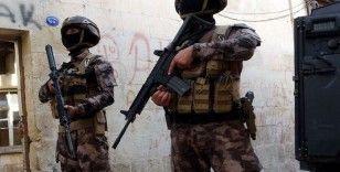 Bakan Soylu'nun açıklamasının ardından dev operasyon başladı