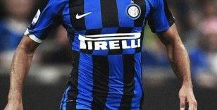 Inter'de 3 futbolcunun daha Kovid-19 testi pozitif çıktı