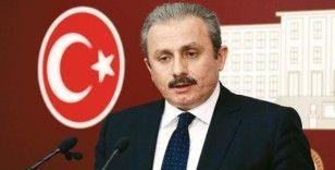 TBMM Başkanı Şentop, Recep Tayyip Erdoğan Külliyesi inşaatını inceledi