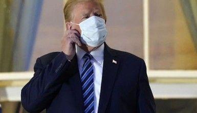 ABD Başkanı Trump, canlı yayında öksürük krizine girdi