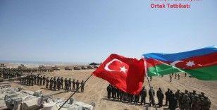 Milli Savunma Bakanlığı'ndan Azerbaycan'a tam destek mesajı