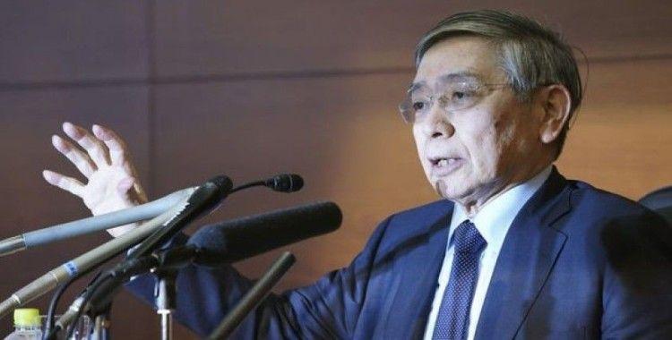 BoJ/Kuroda: İklim değişikliği şirket kârlılıklarını etkileyebilir