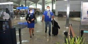 Anadolu Efes, ALBA Berlin maçı için Almanya'ya uçtu