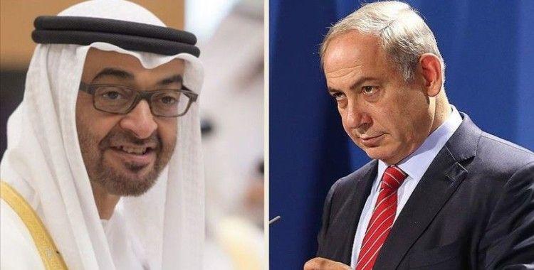 Netanyahu: BAE Veliaht Prensi Bin Zayed ile yakında görüşmeye karar verdik