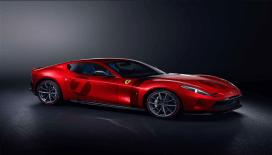 Türünün Tek Örneği; 'Ferrari Omologata'