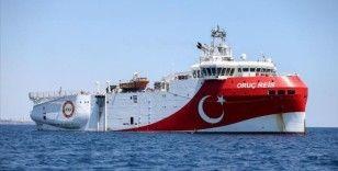 Enerji ve Tabii Kaynaklar Bakanı Dönmez: Oruç Reis, Akdeniz'in röntgenini çekmek için demir aldı