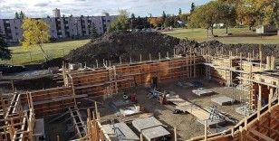Kanada'daki Türkler Edmonton kentine cami yaptırıyor