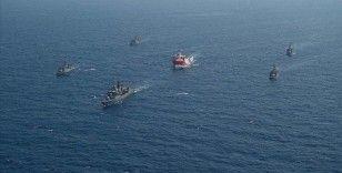 Türkiye Mavi Vatanı savunmaya devam ediyor