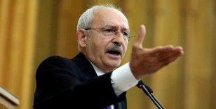 CHP Genel Başkanı Kemal Kılıçdaroğlu Açıklaması