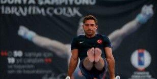 Suat Çelen: Türk cimnastiği son yılların en başarılı dönemini geçiriyor