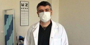 Kovid-19'u yenen doktor Songür: Kovid-19'u Allah düşmanıma bile yaşatmasın