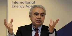 UEA/Birol: Salgın dünya enerji sektöründe çok derin bir iz bırakacaktır