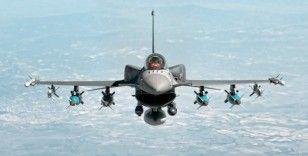 Kuzey Irak'a hava harekatı: 2 terörist etkisiz hale getirildi