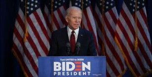 ABD'de Demokrat başkan adayı Biden'ın 'Senato için yarışıyorum' açıklaması gündem oldu