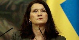 İsveç Dışişleri Bakanı Linde: Yukarı Karabağ'da devam eden çatışmalardan derin endişe duyuyoruz