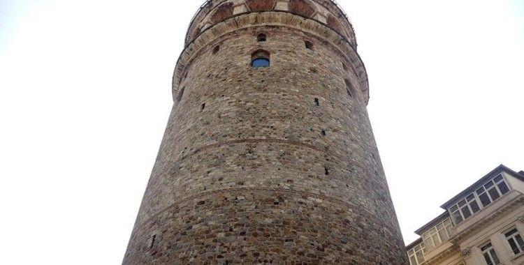Galata Kulesi bir haftada 15 binden fazla ziyaretçi ağırladı