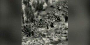 İsrail ordusu Esed rejimine ait iki askeri noktayı imha etti