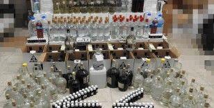 Sahte içkiye büyük darbe