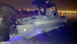 Fethiye'de sürat teknesi karaya vurdu, 5 turist yaralandı
