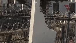 Ermenistan, Terter'de mezarlık ziyaretindeki sivilleri vurdu