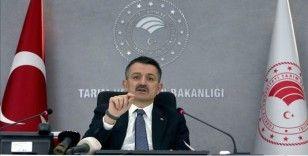Bakan Pakdemirli: Türkiye'de 19 milyon ton gıda israf ediliyor. Bu, ürettiğimizin neredeyse beşte biri