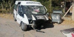 Niğde'de 4 araçlı zincirleme kaza: 1 ölü, 7 yaralı