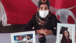 HDP önündeki ailelerin evlat nöbeti 410'uncu gününde