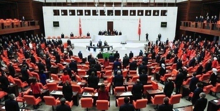 Kamu Mali Yönetimi ve Kontrol Kanunu'nda Değişiklik öngören teklif kabul edildi