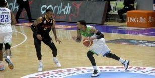 ING Basketbol Süper Ligi: L.H. Fethiye Belediyespor: 91 – Galatasaray: 82