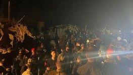 Azerbaycan'ın ikinci büyük kenti Gence'ye füze saldırısı düzenlendi
